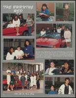 1989 Sweetwater High School Yearbook Page 132 & 133