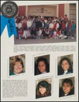 1989 Sweetwater High School Yearbook Page 136 & 137
