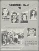 1989 Sweetwater High School Yearbook Page 170 & 171
