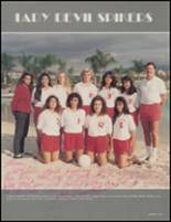 1989 Sweetwater High School Yearbook Page 192 & 193