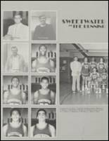 1989 Sweetwater High School Yearbook Page 212 & 213