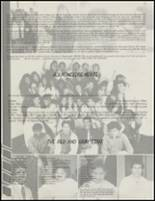 1989 Sweetwater High School Yearbook Page 256 & 257