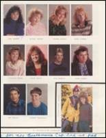 1988 Cascade High School Yearbook Page 22 & 23
