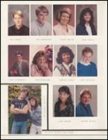 1988 Cascade High School Yearbook Page 30 & 31