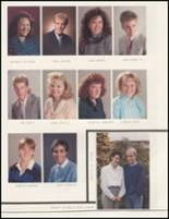 1988 Cascade High School Yearbook Page 34 & 35