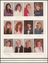 1988 Cascade High School Yearbook Page 54 & 55