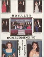 1988 Cascade High School Yearbook Page 138 & 139