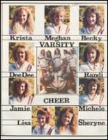 1988 Cascade High School Yearbook Page 142 & 143