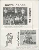 1988 Cascade High School Yearbook Page 150 & 151