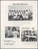 1988 Cascade High School Yearbook Page 156 & 157