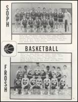 1988 Cascade High School Yearbook Page 164 & 165