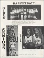 1988 Cascade High School Yearbook Page 166 & 167