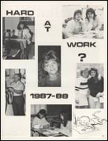 1988 Cascade High School Yearbook Page 200 & 201