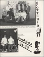 1988 Cascade High School Yearbook Page 204 & 205