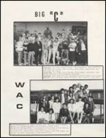 1988 Cascade High School Yearbook Page 206 & 207