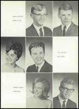 1967 Deer Creek - Mackinaw High School Yearbook Page 16 & 17