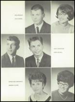 1967 Deer Creek - Mackinaw High School Yearbook Page 20 & 21