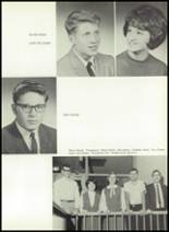 1967 Deer Creek - Mackinaw High School Yearbook Page 22 & 23
