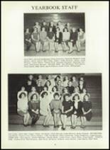 1967 Deer Creek - Mackinaw High School Yearbook Page 42 & 43