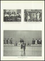 1967 Deer Creek - Mackinaw High School Yearbook Page 58 & 59