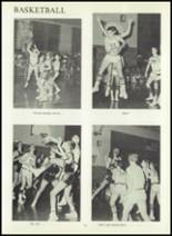 1967 Deer Creek - Mackinaw High School Yearbook Page 78 & 79
