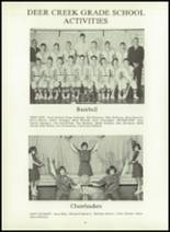 1967 Deer Creek - Mackinaw High School Yearbook Page 96 & 97