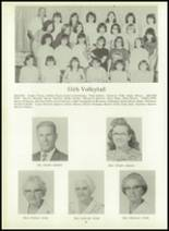 1967 Deer Creek - Mackinaw High School Yearbook Page 98 & 99