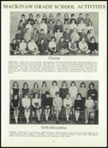 1967 Deer Creek - Mackinaw High School Yearbook Page 110 & 111