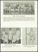 1967 Deer Creek - Mackinaw High School Yearbook Page 116 & 117