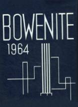 1964 Yearbook Bowen High School