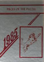 1985 Yearbook Tri-County North High School