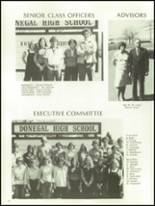 1978 Donegal High School Yearbook Page 36 & 37
