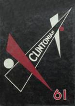 1961 Yearbook Clinton High School