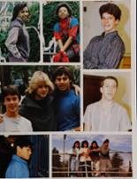 1986 West Seattle High School Yearbook Page 12 & 13