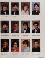 1986 West Seattle High School Yearbook Page 22 & 23