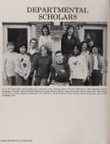 1986 West Seattle High School Yearbook Page 30 & 31