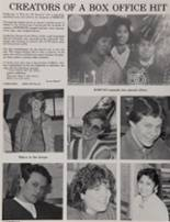 1986 West Seattle High School Yearbook Page 60 & 61