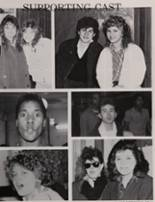 1986 West Seattle High School Yearbook Page 80 & 81
