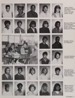 1986 West Seattle High School Yearbook Page 82 & 83