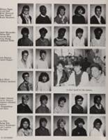 1986 West Seattle High School Yearbook Page 84 & 85