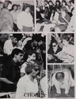 1986 West Seattle High School Yearbook Page 92 & 93