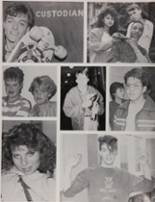 1986 West Seattle High School Yearbook Page 98 & 99