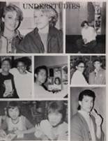 1986 West Seattle High School Yearbook Page 100 & 101