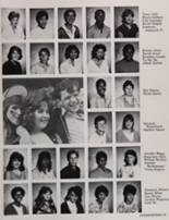 1986 West Seattle High School Yearbook Page 104 & 105