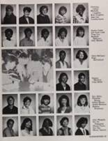 1986 West Seattle High School Yearbook Page 106 & 107