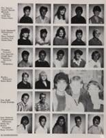 1986 West Seattle High School Yearbook Page 108 & 109