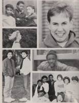 1986 West Seattle High School Yearbook Page 112 & 113