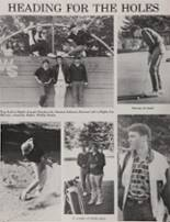 1986 West Seattle High School Yearbook Page 118 & 119