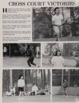 1986 West Seattle High School Yearbook Page 142 & 143