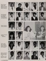 1986 West Seattle High School Yearbook Page 154 & 155